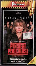 Pensieri pericolosi (1995) VHS PANORAMA