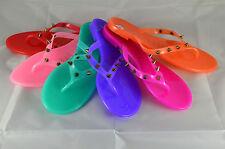 Noble Chaussures d'été pour femmes Tongues flip flops Tongs de piscine pointure