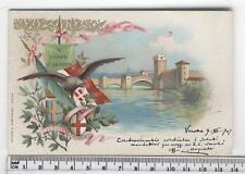 Cartolina Militare-V Corpo d'Armata Verona Padova-4213