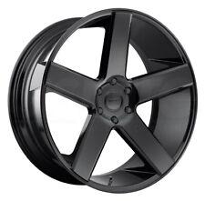 One 26x10 Dub Baller S216 6x135 30 Gloss Black Wheels Rims