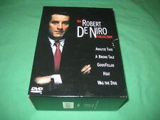 ROBERT DE NIRO DVD COLLECTION 5 DISC SET A BRONX TALE