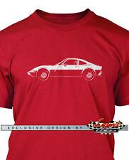 OPEL GT Coupe 1968 - 1973 T-Shirt for Men - Multiple Colors & Sizes - German Car