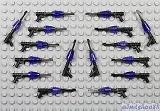 LEGO Star Wars - Spear Gun Black w/ Purple Cone Harpoon Minifigure Weapon 79121