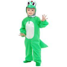 Yoshi Costume Toddler Kids Gecko Halloween Fancy Dress