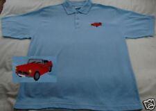 MG Midget embroidered on Polo Shirt