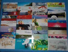 AAT & AUSTRALIA POST MINT STAMP PRESENTATION PACKS & PRESTIGE STAMP BOOKS