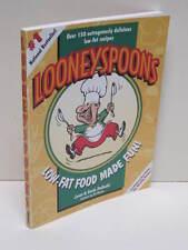 Looneyspoons: Low-Fat Food Made Fun! by Janet Podleski & Greta Podleski