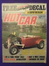 HOT CAR - STREET ROD DICTIONARY - June 1978 v11 #3