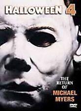 HALLOWEEN 4: THE RETURN OF MICHAEL MYERS NEW DVD