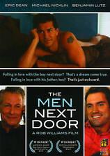 THE MEN NEXT DOOR on DVD - award-winning gay comedy from director Rob Williams