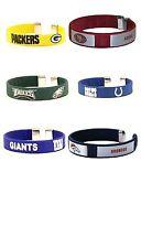 NFL Fan Band Bracelet- Pick your team
