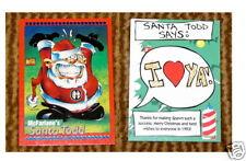McFarlane's Santa Todd Trading Card Image Wizard rare