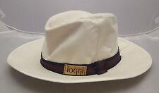 Gents Toggi Cream Cotton Summer Hat Medium/Large/Extra Large