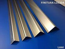 Angolare  in acciaio inox AISI 304 da 30x30x2  lucido