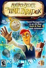 Mortimer Beckett and the Time Paradox, Very Good Windows XP, Windows Vista, Pc V