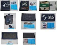 Taschenalbum für Münzen oder Banknoten (auswählen)(2 Euro, KMS, u.s.w.) Album