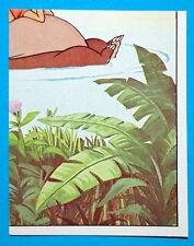 FIGURINA PANINI 1983-IL LIBRO DELLA GIUNGLA-n 9-NUOVA