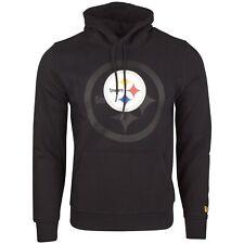 New Era Fleece Hoody - NFL Pittsburgh Steelers 2.0 black