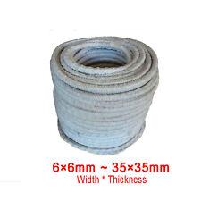 Ceramic Fiber Gland Packing Sealing Strip Temperature Resistant For Furnace Door