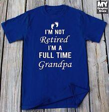 New Grandpa Shirt Grandpa Gifts Grandpa To Be T-shirt Fathers Day Gift Funny Tee