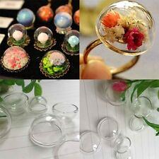 4 Stücke Glas Dome Cabochon Schmuck Kunsthandwerk Für Halsketten und Anhänger