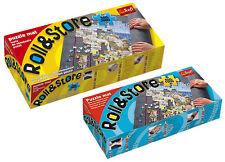 Puzzle Tappetino Roll Up PORTATILE GRANDE JUMBO PUZZLE BOARD custodia tubo