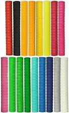 Premium Quality Rubber Handle Grip Anti Slip Cricket Bat Grips Multicolor