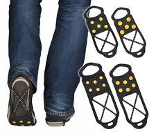 Spikeschuhe Spike-Schuhe Schuhspikes für alle Schuhe in 3 verschiedenen Größen