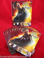 Panini Harry Potter und der Halbblutprinz 10x Leeralbum Album