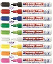 Edding 4095 Window Marker Kreide Marker Fenster Marker Flüssigkreide alle Farben