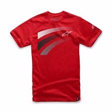 Alpinestars telemetrics T Shirt Rosso - 1016 72037