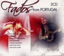 FADOS FROM PORTUGAL (3 CD Box) NEU & OVP