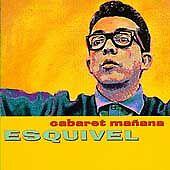 1 CENT CD Cabaret Mañana - Esquivel