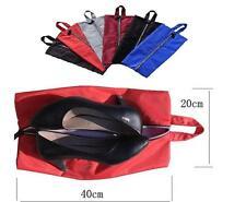 Large Camping Travel Zip Up Shoe Bag / Storage Bag