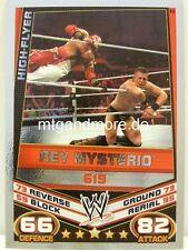 Slam Attax Rebellion - #032 Rey Mysterio - 619 - Signature Move
