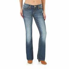d0952915 Wrangler Cotton Blend Mid Rise Jeans for Women for sale | eBay