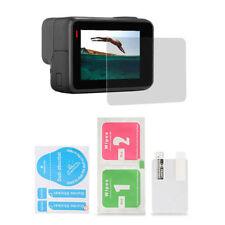 LCD Screen Tempered Glass Protector Film for GoPro Hero 6/Hero 5 Black Camera TR