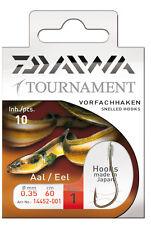Daiwa Tournament Vorfachhaken  - Aalhaken