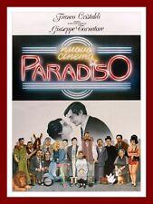 Nuovo Cinema Paradiso   World Cinema Greatest Movies Posters Vintage Film