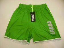 Lab84 Costume Pantaloncino Dryfit SHTU1008FLUO Verde