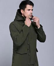 Outdoor Waterproof Tactical Stealth Hoodie N-3B Soft jacket TAD Sharkskin Jacket