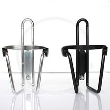 Para botella de agua Alu | bottle Cage MTB & Road | plata o. negro
