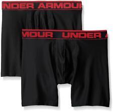 Under Armour Men's Original Series 2PK Boxerjock Boxer Briefs 1282508-001