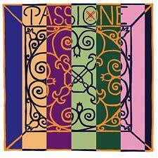 PIRASTRO Passione SOLO 4/4 Violin Saiten SATZ, mittel, E-Kugel oder -Schlinge