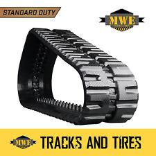 """Fits Komatsu Ck1122 - 18"""" Mwe Standard Duty C Pattern Ctl Rubber Track"""