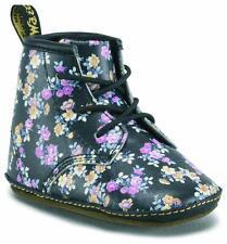 Dr Martens chaussures pour enfants 3 trou AUBURN NOIR Mini Tydee 15329002