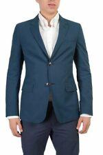 Gucci Pine Green Two Buttons Men's Blazer Size 38R 40R 42R 44R