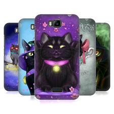 OFFICIAL ASH EVANS BLACK CATS HARD BACK CASE FOR HUAWEI PHONES 2