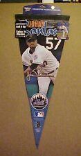 Johan Santana New York Mets MLB Baseball Player LE Pennant