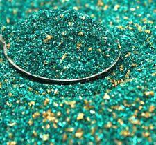 Gold Clover Sparkle Glass Glitter -  311-BD-24 - Glitter Medleys